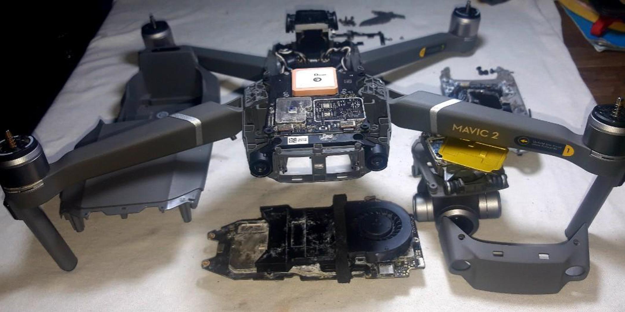 DJI Drone Repairs South Africa (www.skyhighphotography.co.za)